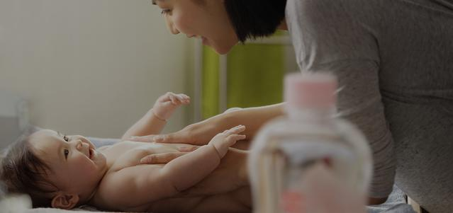 Benefits of Touch & Baby Massage